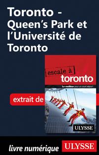Toronto - Queen's Park et l'Université de Toronto
