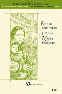 Esther Eneutseak et sa fill...