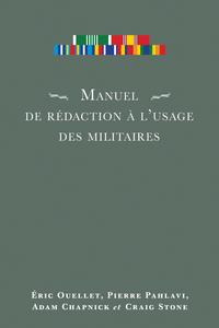Manuel de rédaction à l'usage des militaires