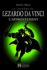 Image de couverture (La légende de LEZARDO DA VINCI, Tome II)