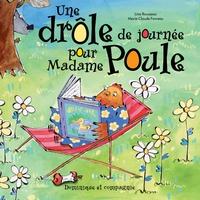 Une drôle de journée pour Madame Poule