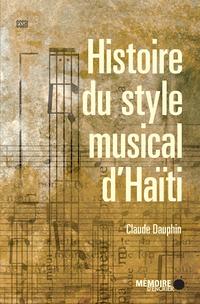 Histoire du style musical d'Haïti