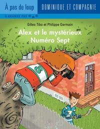 Alex et le mystérieux Numéro Sept