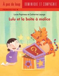 Lulu et la boîte à malice