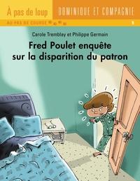 Fred Poulet enquête sur la disparition du patron