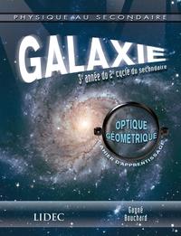 Galaxie - optique géométriq...