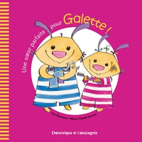 Une sœur parfaite pour Galette!
