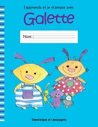 J'apprends et je m'amuse avec Galette