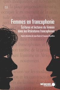 Femmes en francophonie. Écr...