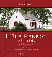 L'île Perrot, 1765-1860