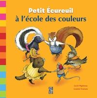 Petit Écureuil à l'école des couleurs
