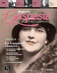 Magazine Gaspésie. Vol. 51 ...