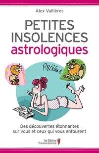 Petites insolences astrologiques