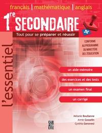 L'Essentiel 1re secondaire