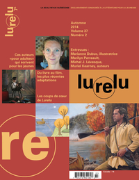 Lurelu. Vol. 37 No. 2, Auto...