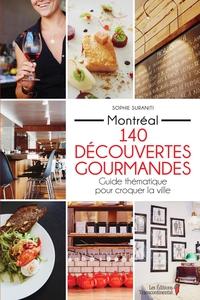 Montréal 140 découvertes gourmandes