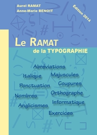Le Ramat de la typographie 2014