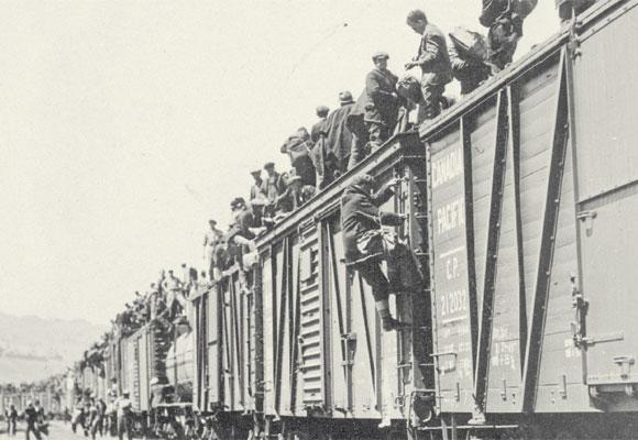 1929-1935: des chômeurs en colère