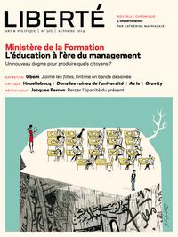 Revue Liberté 305 – Le Mini...