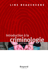 Introduction à la criminologie