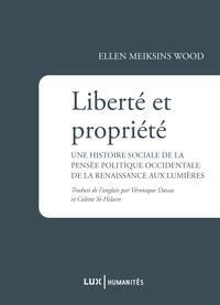 Liberté et propriété