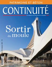 Continuité. No. 142, Automne 2014