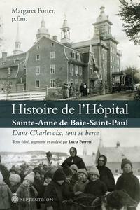 Histoire de l'hôpital Sainte-Anne de Baie-Saint-Paul