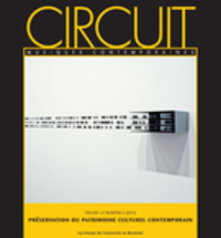 Circuit. Vol. 23 No. 2,  2013