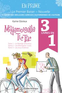 Mademoiselle Tic Tac - Coffret numérique bonifié