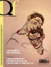 Image de couverture (Québec français. No. 173,  2014)
