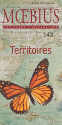 Image de couverture (Moebius no. 143 : « Territoires » Novembre 2014)