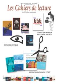 Les Cahiers de lecture de L'Action nationale. Vol. 9 No. 1, Automne 2014