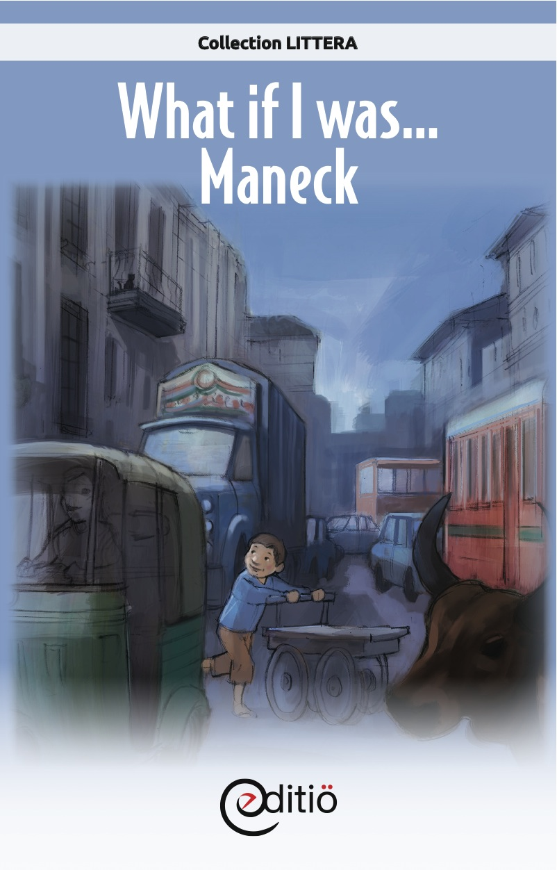 What if I was…Maneck, What if I was...