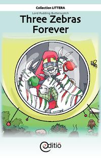 Three Zebras Forever