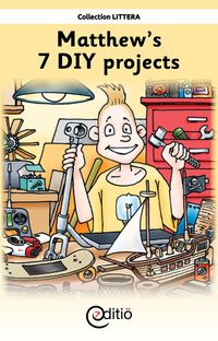 Matthew's 7 DIY projects