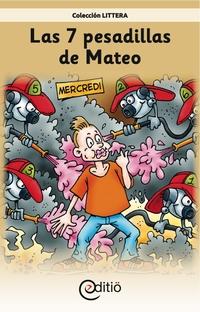 Las 7 pesadillas de Mateo