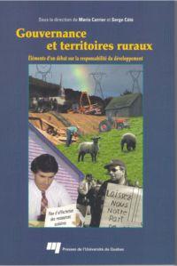 Gouvernance et territoires ...