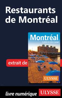 Restaurants de Montréal
