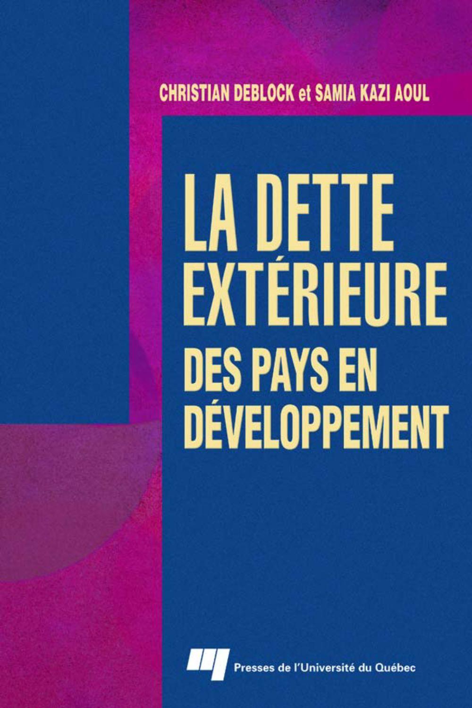 La dette extérieure des pays en développement
