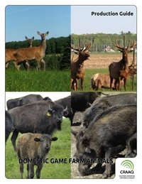 Domestic Game Farm Animals ...