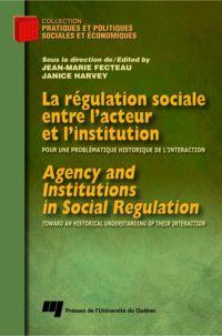 La régulation sociale entre...