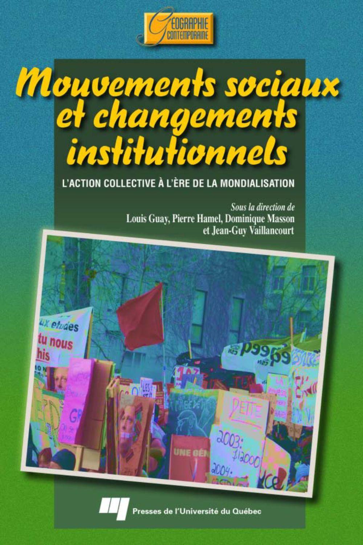 Mouvements sociaux et changements institutionnels