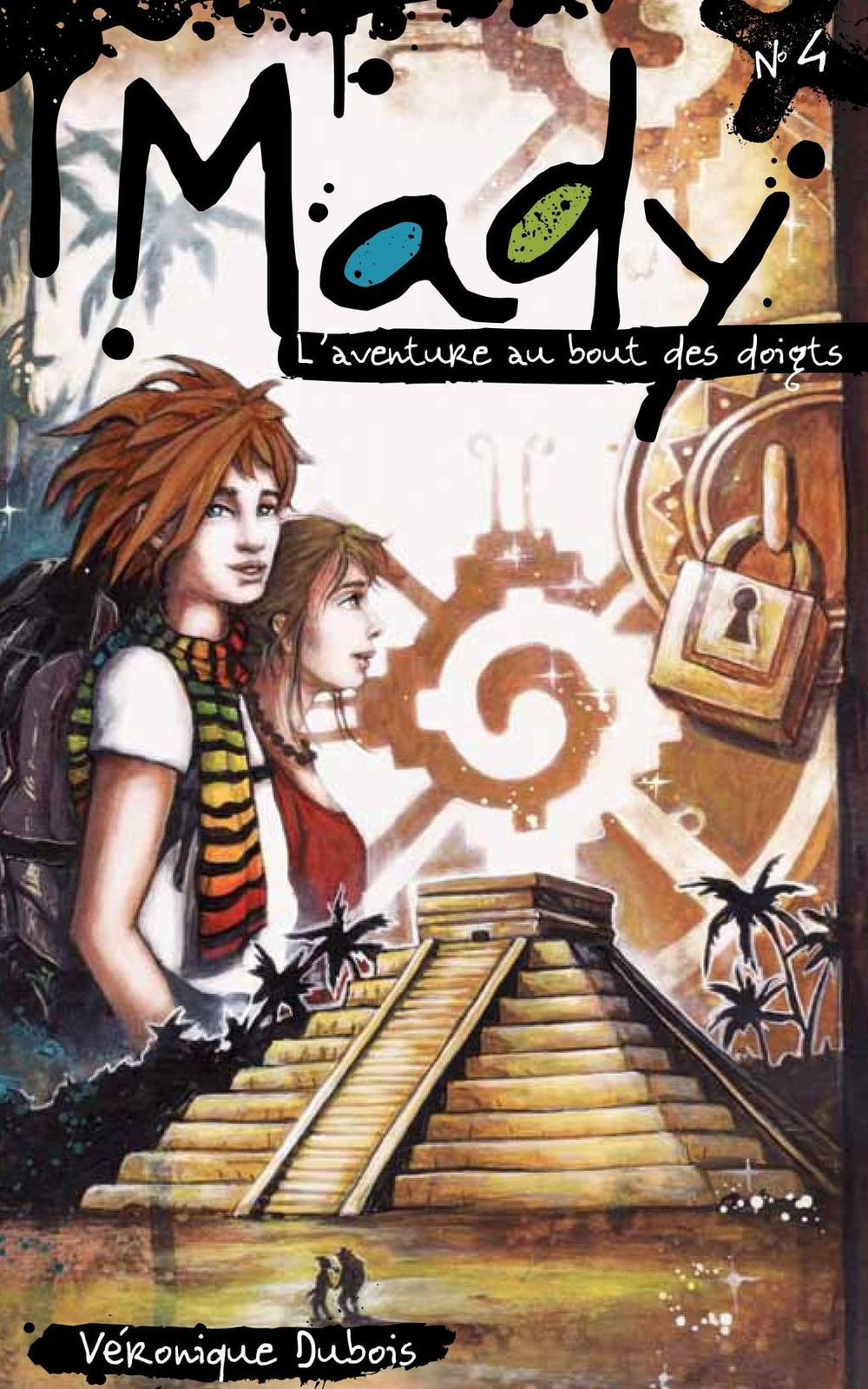 Mady tome 4 - L'aventure au bout des doigts