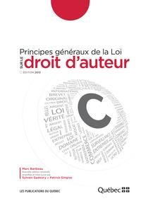Principes généraux de la Loi sur le droit d'auteur