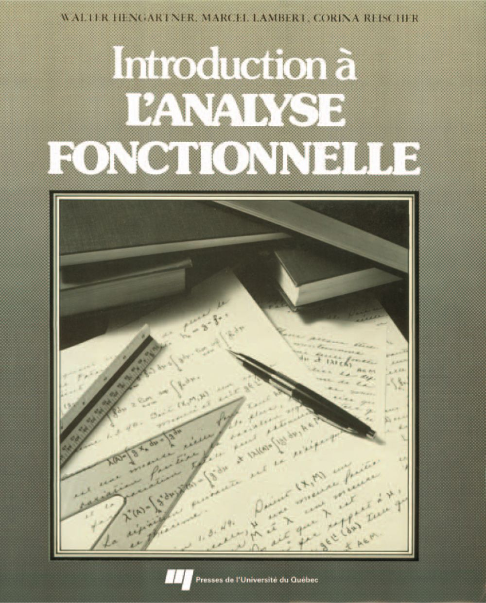 Introduction à l'analyse fonctionnelle