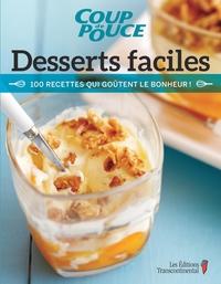 Coup de Pouce: desserts faciles