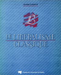 Le libéralisme classique