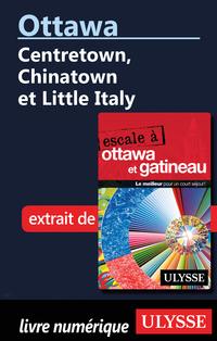 Ottawa: Centretown, Chinato...