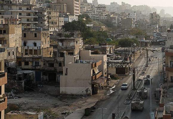 Chaosmos à Tripoli