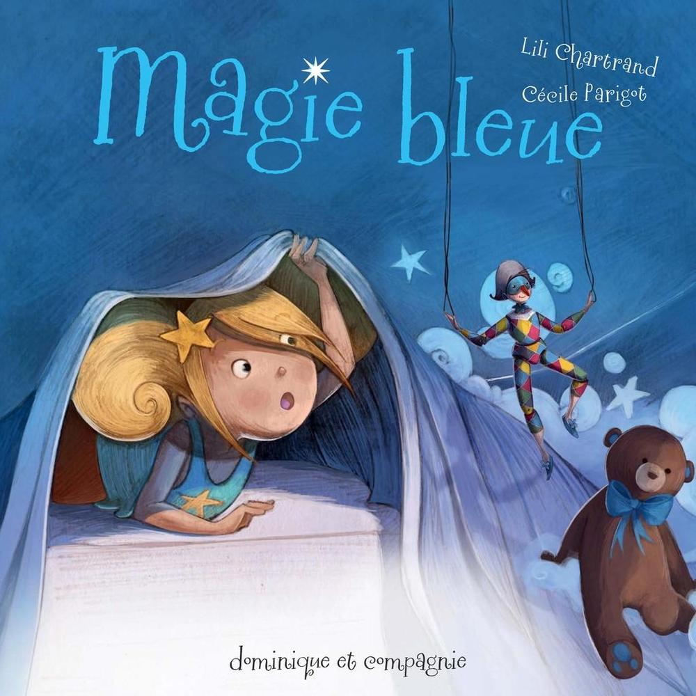 Magie bleue